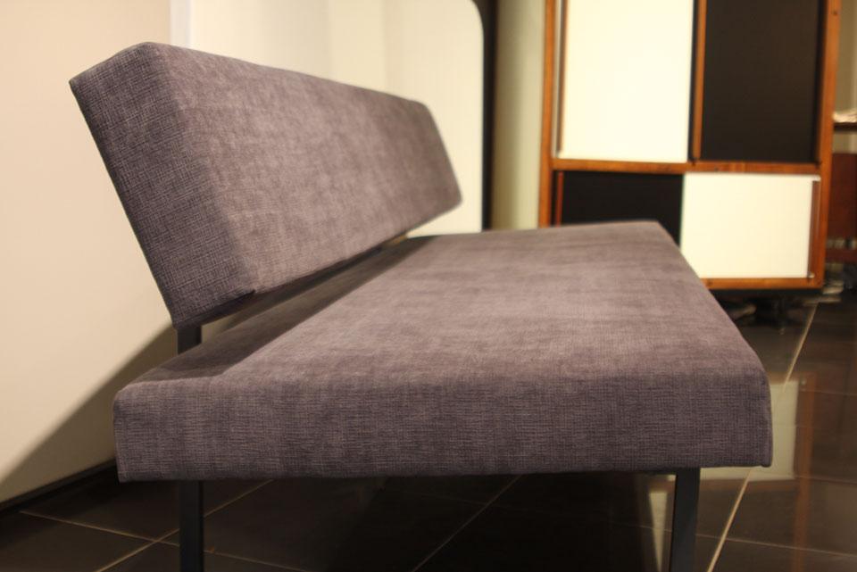 canape convertible des annees 60. Black Bedroom Furniture Sets. Home Design Ideas