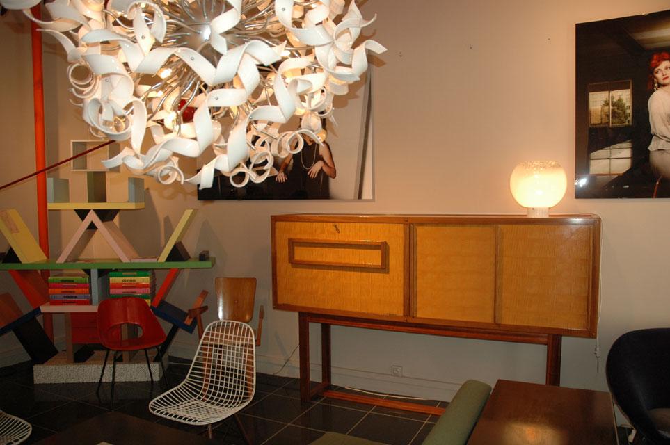 meuble secretaire contemporain. Black Bedroom Furniture Sets. Home Design Ideas