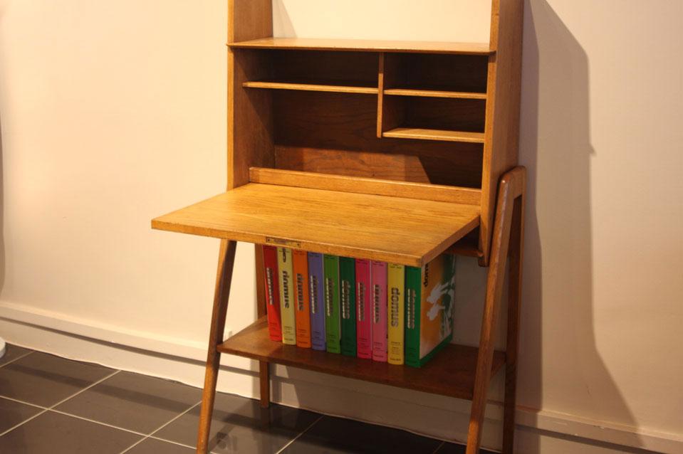 meuble secretaire de michel gascoin. Black Bedroom Furniture Sets. Home Design Ideas