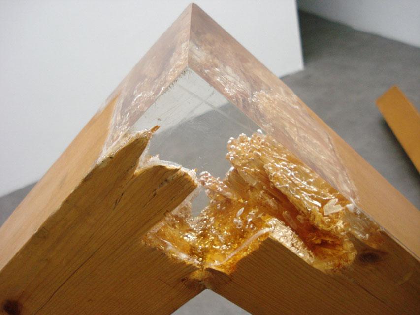 sculpture bois cedre ou meleze. Black Bedroom Furniture Sets. Home Design Ideas