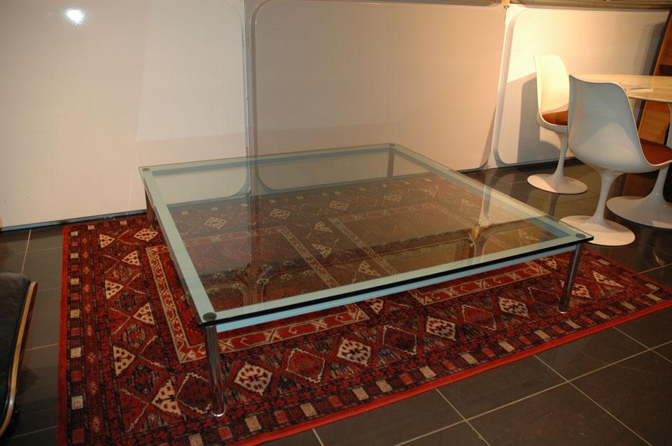 Table Basse Cassina Lc10 Inspiration Le Corbusier