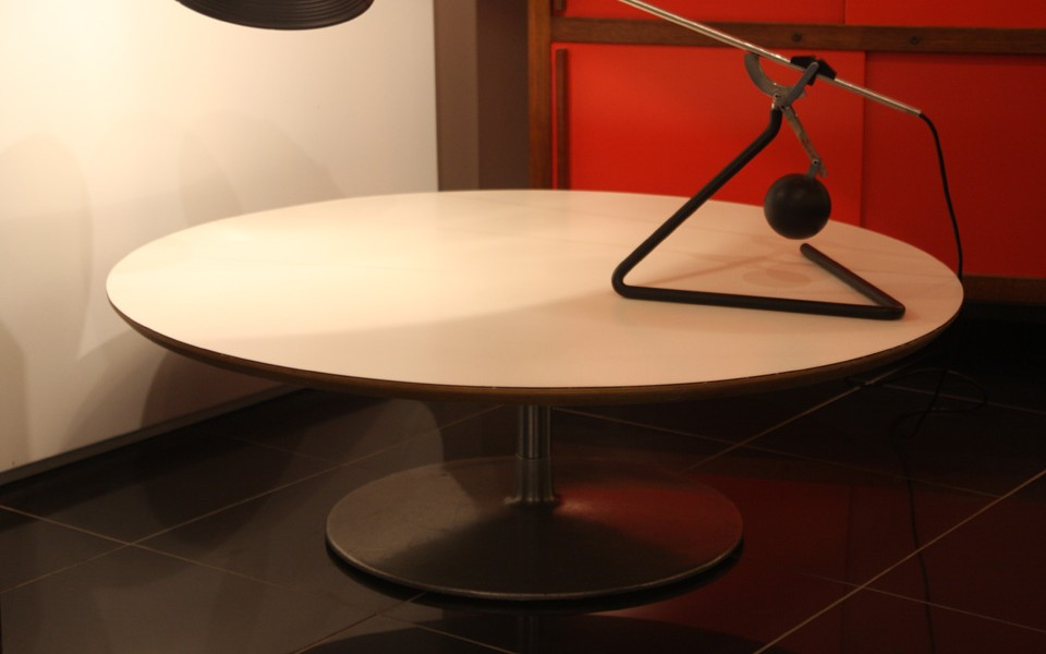 table-basse-ronde-pierre-paulin
