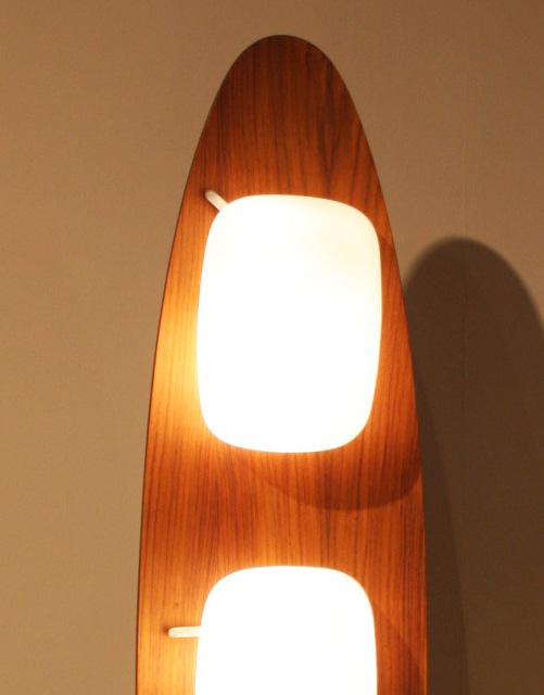 39Galerie présente un lampadaire Reggiani - SurfBoard