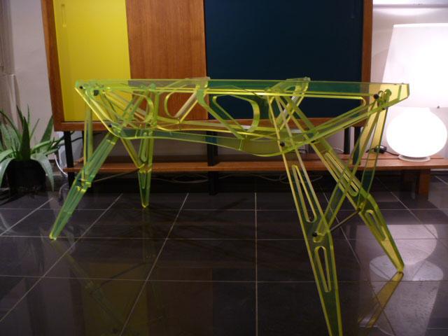 Table IR REALE Alessandro Guerriero présenté par 39Galerie