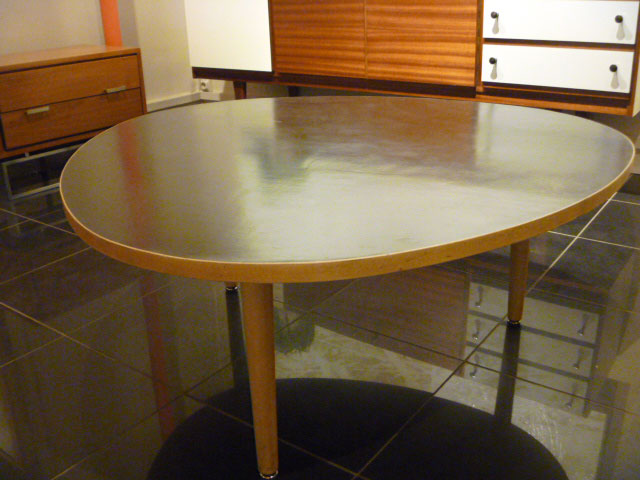 Table basse de Max Bill de 1949 par 39Galerie