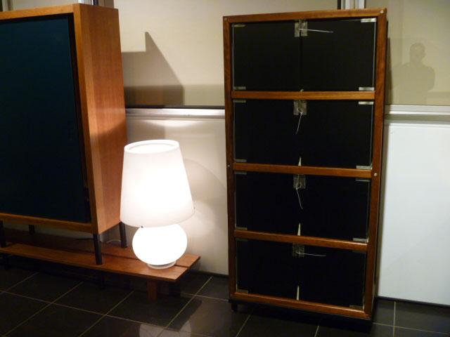 39 galerie sornay meuble rangement noir