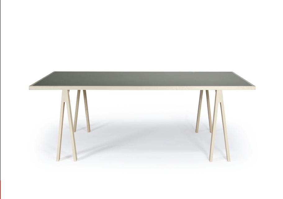 39Galerie met en scène la marque de meubles contemporains PLATO - table STUDIO