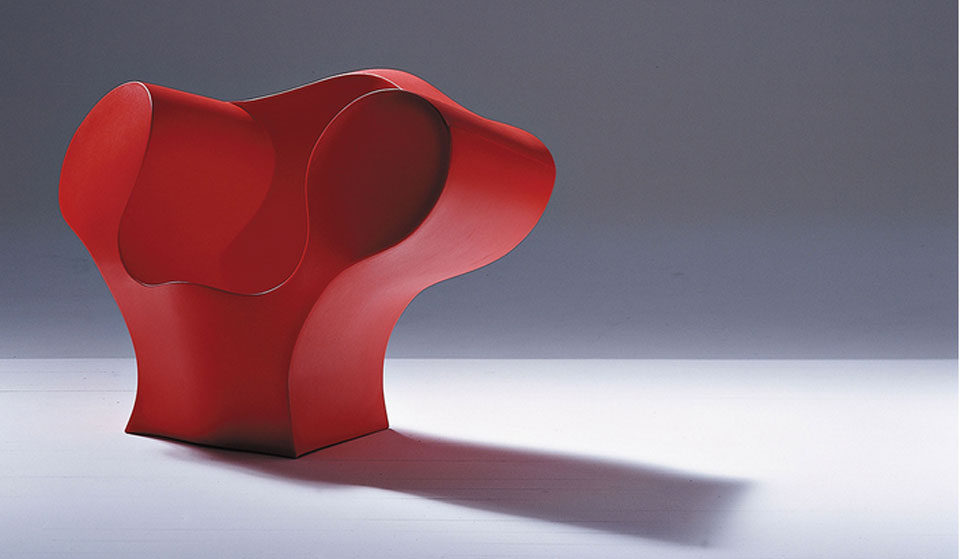 39Galerie - Ron Arad fauteuil big easy