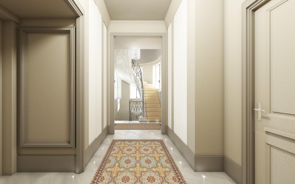Georges31 - appartement T3 ORGANDI -entrée générale