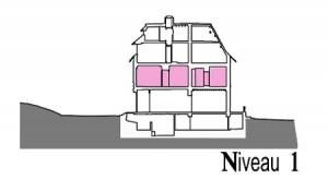 Georges31 - appartement T3 ORGANDI - plan de masse