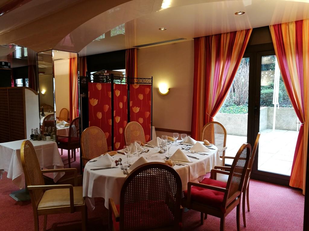 salle de restaurant les Hespérides
