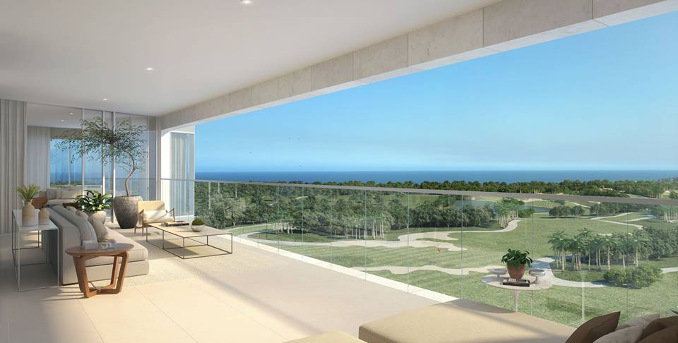 Appartements Reserva Golf Bresil