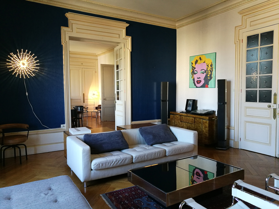 39galerie immobilier - appartement bourgeois