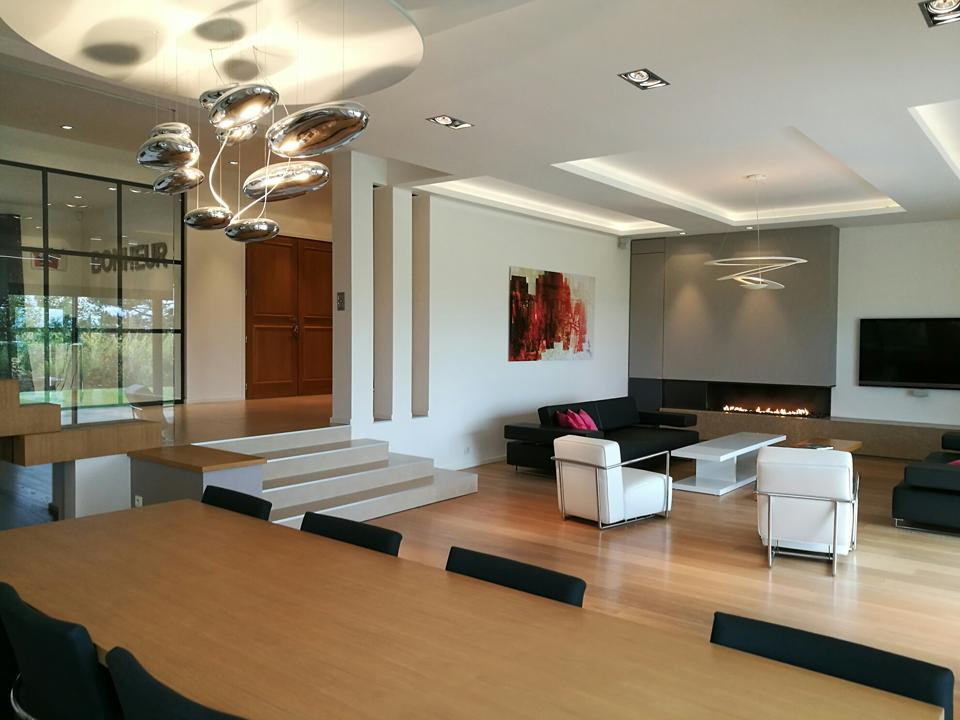 39galerie immobilier maison contemporaine