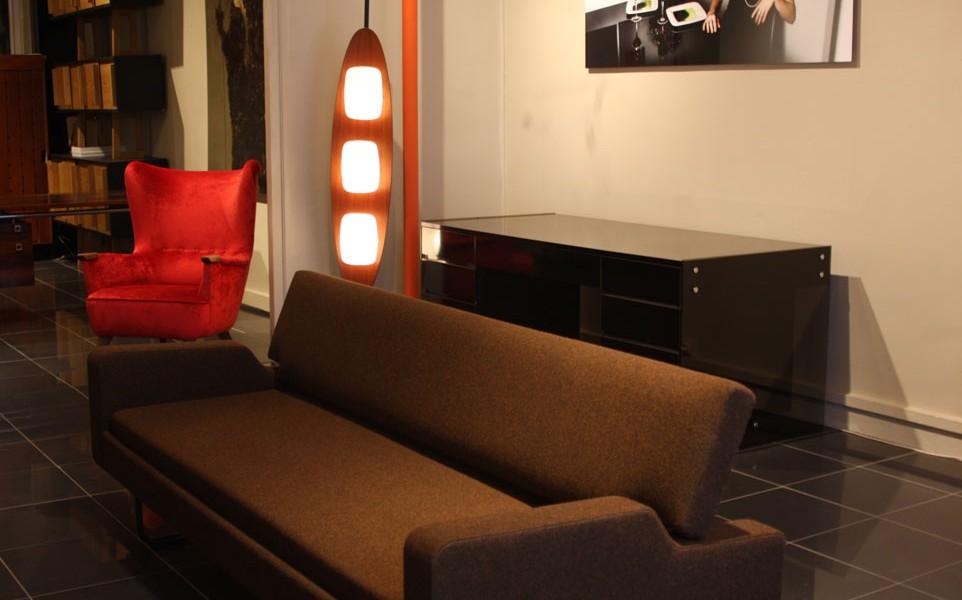 39galerie présente un canape sofa Georges Friedman