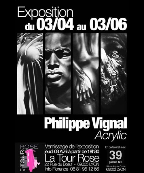 exposition philippe vignal