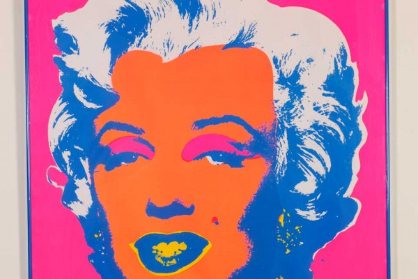 Andy Wharol série Marilyn Morning Day B N° 4