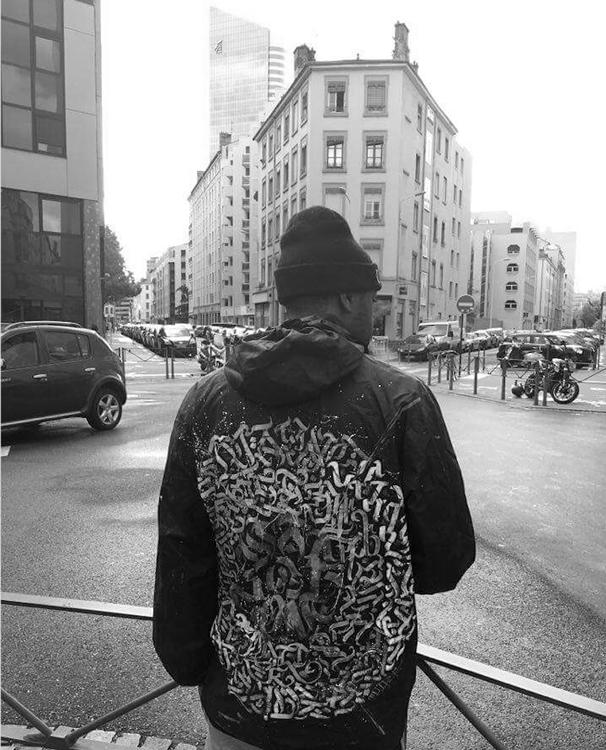 39galerie- présente TRIPER, artiste graffeur